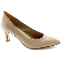 Zapatos Mujer Zapatos de tacón Donna Più Donna Più DON-M52251-BE Beige