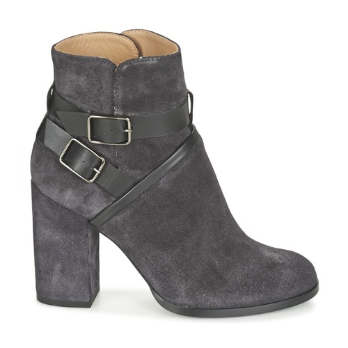 Zapatos Castaner Botines Mujer Gris Carla 0yv8wmnPNO