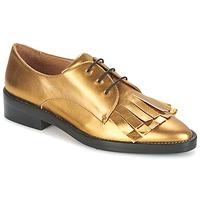 Zapatos Mujer Derbie Castaner GERTRUD Gold