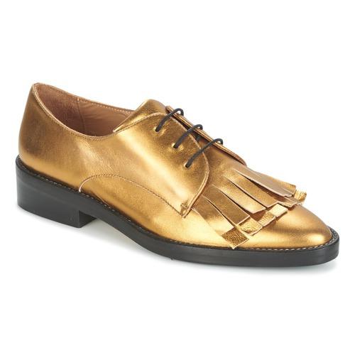Zapatos promocionales Castaner GERTRUD Gold  Los zapatos más populares para hombres y mujeres