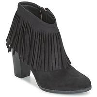 Zapatos Mujer Botines Elue par nous VOPBIL Negro