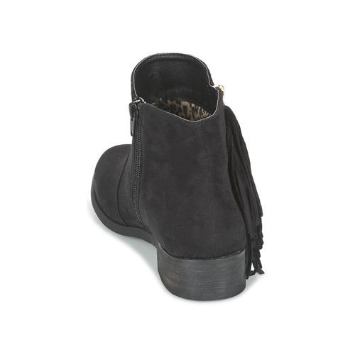 De Zapatos Nous Caña Mujer Par Vopfoin Elue Negro Botas Baja Tc1J3KlF