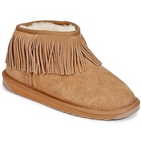 Zapatos Mujer Botas de caña baja EMU WATERFALL Castaño
