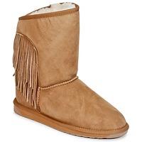 Zapatos Mujer Botas de caña baja EMU WOODSTOCK Castaño