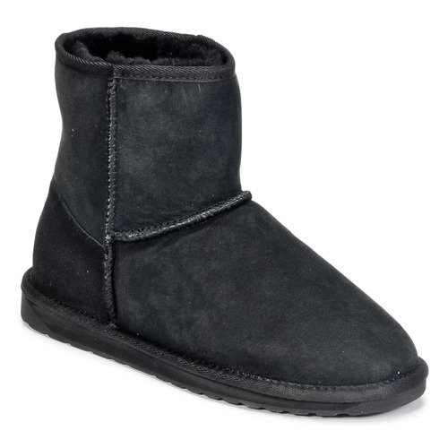 Venta de liquidación de temporada Zapatos especiales EMU STINGER MINI Negro