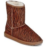 Zapatos Mujer Botas de caña baja EMU STINGER FUR LO Tigre