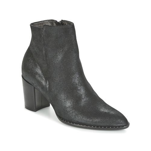 Zapatos Mujer Botines France Mode OLFY Negro