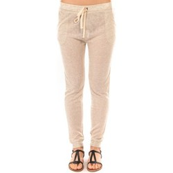 textil Mujer Pantalones de chándal Sweet Company Pantalon American Vitrine Perle BLV02 Beige
