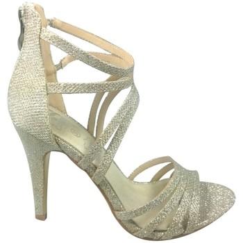 Zapatos Mujer Sandalias Cassis Côte d'Azur Sandales Multibrides Ouvert Oria Argent Plata