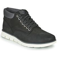 Zapatos Hombre Zapatillas altas Timberland BRADSTREET CHUKKA LEATHER Negro
