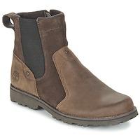 Zapatos Niños Botas de caña baja Timberland ASPHALT TRAIL CHELSEA Marrón