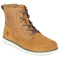 Zapatos Niños Botas de caña baja Timberland NEWMARKET BOOT Trigo