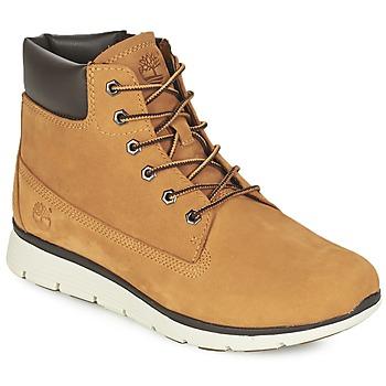 Zapatos Niños Zapatillas altas Timberland KILLINGTON 6 IN Trigo