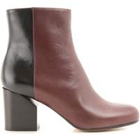 Zapatos Mujer Botines Maison Margiela S38WU0284 SX9273 962 Marrone medio