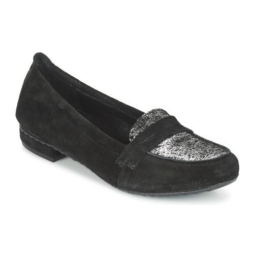 Venta de liquidación de temporada Zapatos especiales Regard REMAVO Negro / Piel
