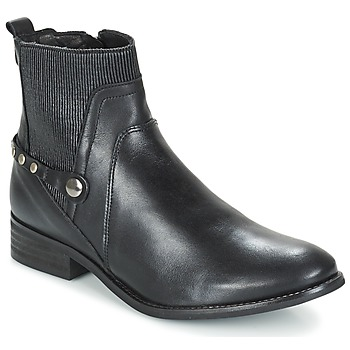 Zapatos Mujer Botas de caña baja Regard ROSARA Negro