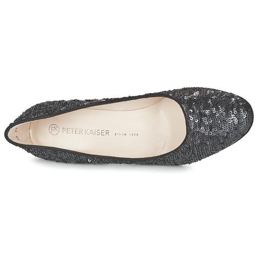 NegroSequins De Zapatos Mujer Tacón Kaiser Kolin Peter F3T1JuK5lc