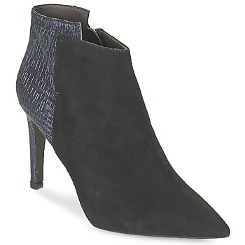 Zapatos Mujer Botines Perlato GUELOME Negro