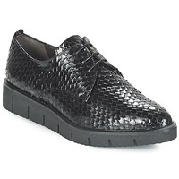 Zapatos Mujer Derbie Perlato MEQUINI Negro