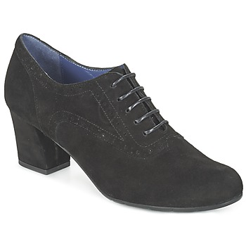 Zapatos Mujer Low boots Perlato HELVINE Negro