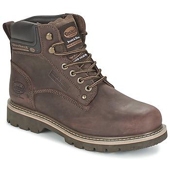 Zapatos Hombre Botas de caña baja Dockers by Gerli IRETOK Café