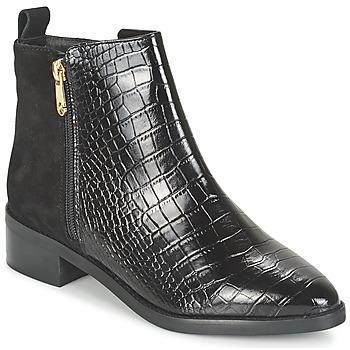 Zapatos Mujer Botas de caña baja KG by Kurt Geiger SABRE Negro