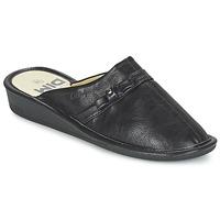Zapatos Mujer Pantuflas DIM CLUBA Negro