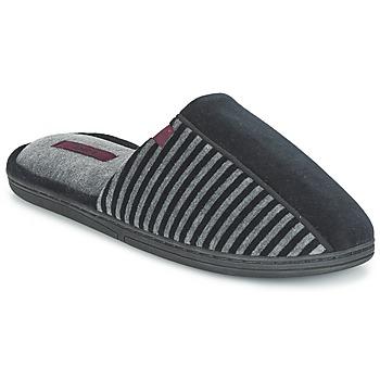 Zapatos Hombre Pantuflas DIM EKIM Negro