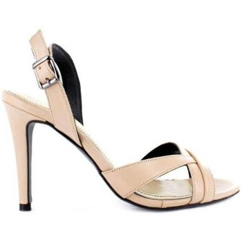 Zapatos Mujer Sandalias It Collection SANT GERMAIN (Ana Antic) Beige