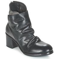 Zapatos Mujer Botines Moma BOLIO Negro