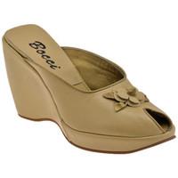 Zapatos Mujer Zuecos (Clogs) Bocci 1926  Beige