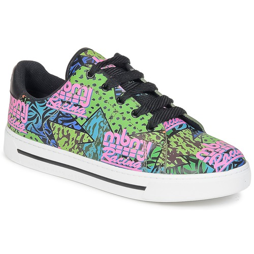 Zapatos Mujer Zapatillas bajas Marc by Marc Jacobs MBMJ MIXED PRINT Multicolor
