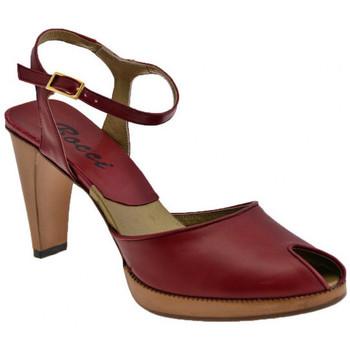 Zapatos Mujer Sandalias Bocci 1926  Rojo