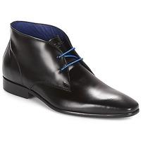 Zapatos Hombre Botas de caña baja Azzaro JAVOY Negro