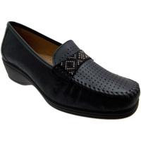 Zapatos Mujer Mocasín Calzaturificio Loren LOK3955bl blu