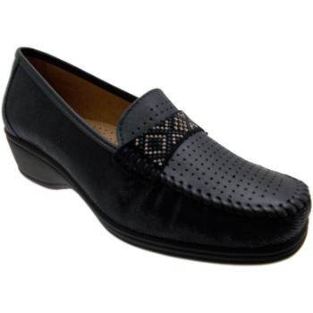 Zapatos Mujer Mocasín Loren LOK3955bl blu