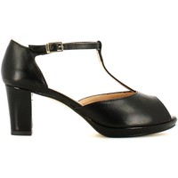 Zapatos Mujer Sandalias Grace Shoes 1021 High heeled sandals Mujeres Black
