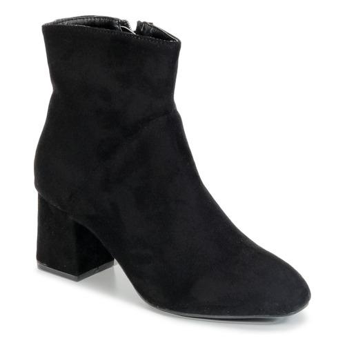 Zapatos Mujer Botines Spot on ELOUNDI Negro