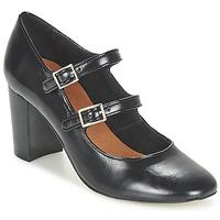 Zapatos Mujer Zapatos de tacón Jonak ANTIOCH Negro