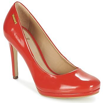 Zapatos Mujer Zapatos de tacón Dumond LOUBAME Rojo