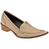 Zapatos Mujer Mocasín Latitude  Beige