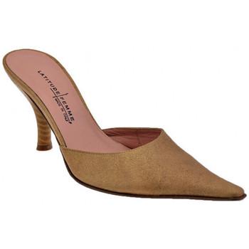Zapatos Mujer Zapatos de tacón Latitude  Beige