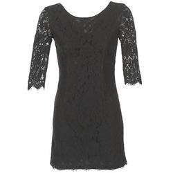 textil Mujer vestidos cortos Betty London FLIZINE Negro