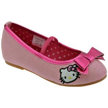Zapatos Niños Bailarinas-manoletinas Hello Kitty  Rosa