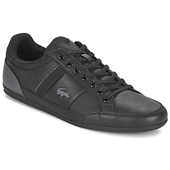 Zapatos Hombre Zapatillas bajas Lacoste CHAYMON 316 1 Negro
