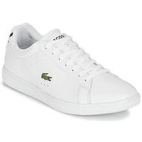 Zapatos Mujer Zapatillas bajas Lacoste Carnaby BL 1 Blanco