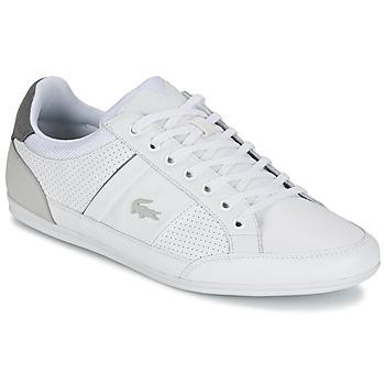 Zapatos Hombre Zapatillas bajas Lacoste CHAYMON 316 1 Blanco / Gris