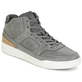 Zapatos Hombre Zapatillas altas Lacoste EXPLORATEUR MID 316 2 Gris