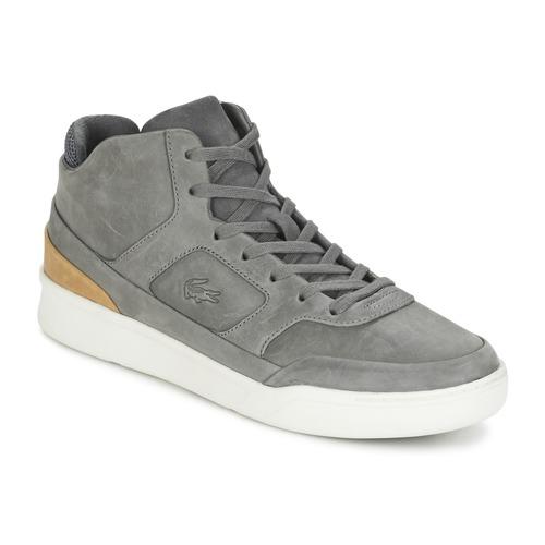Zapatos especiales para hombres y mujeres Lacoste EXPLORATEUR MID 316 2 Gris