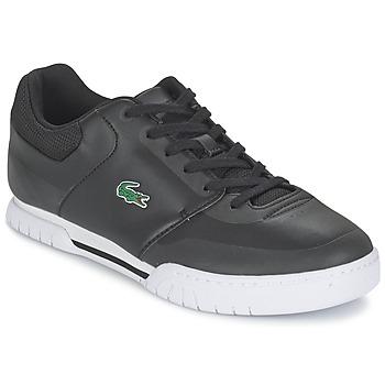 Zapatos Hombre Zapatillas bajas Lacoste INDIANA EVO 316 1 Negro